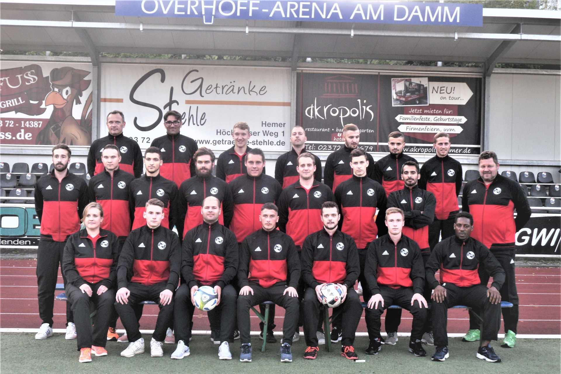 SG Hemer 1.Mannschaft 2017/2018